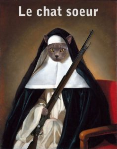 Le chat soeur