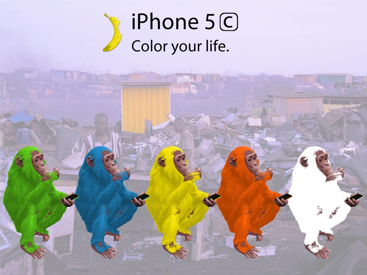 Pub Apple Banana iPhone 5c