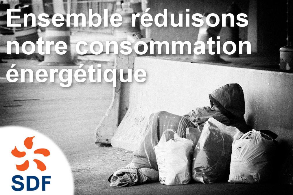Réduisons notre consommation énergétique